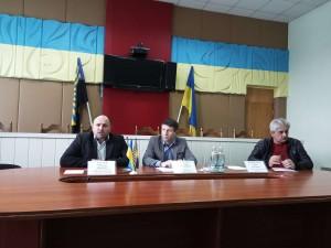 Круглий стіл Великоновосілківської райдержадміністрації з питань державної підтримки житлового будівництва
